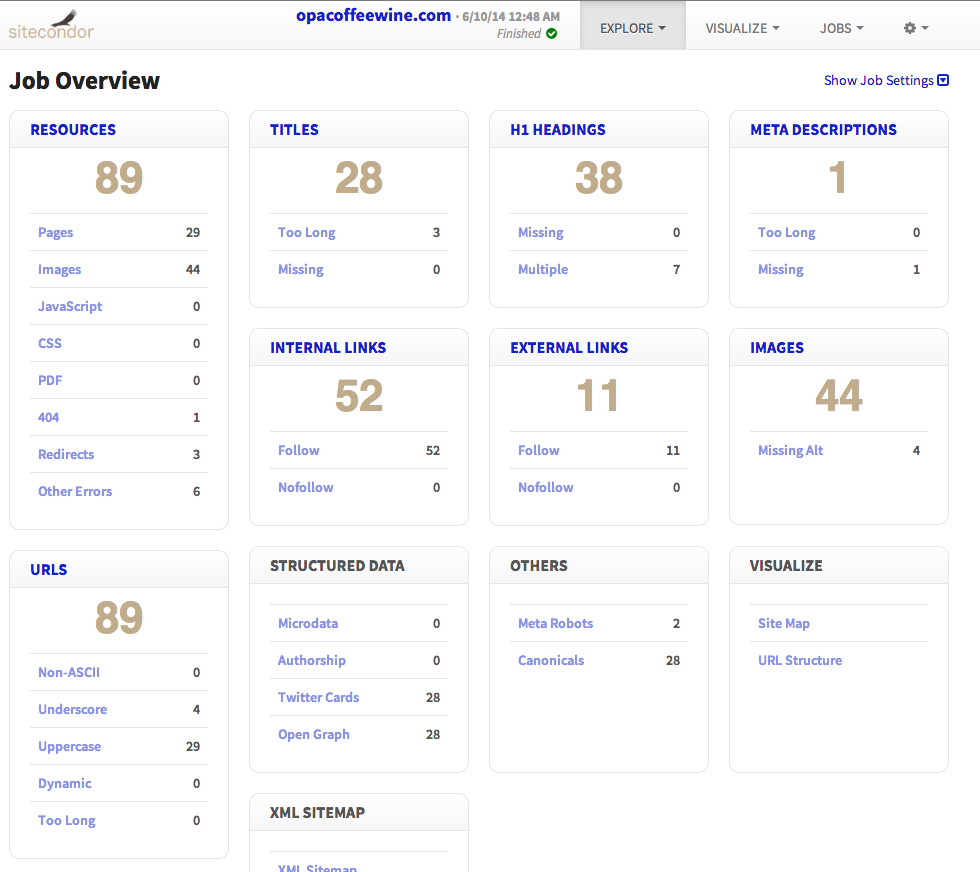 sitecondor-seo screenshot 3