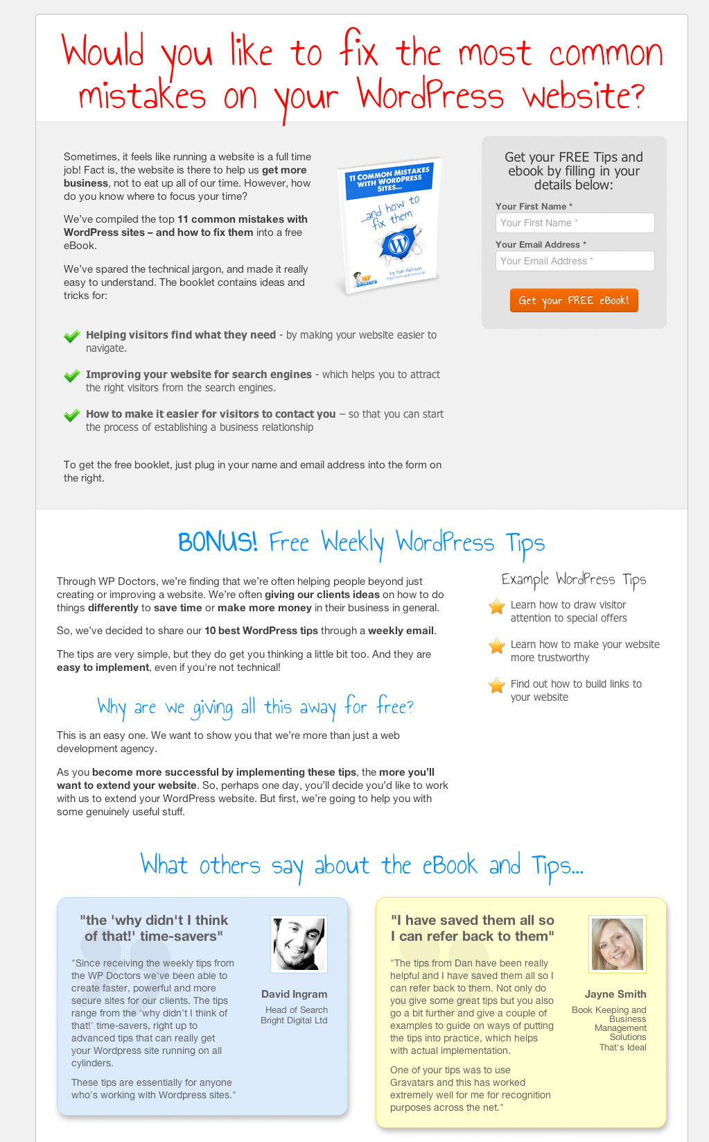 squeeze-page-toolkit screenshot 3