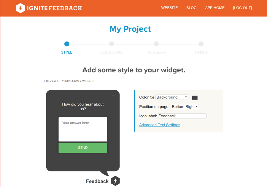 surveys-by-ignitefeedback screenshot 3
