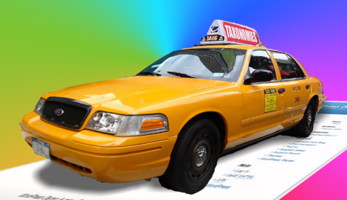 taxonomy-taxi screenshot 1