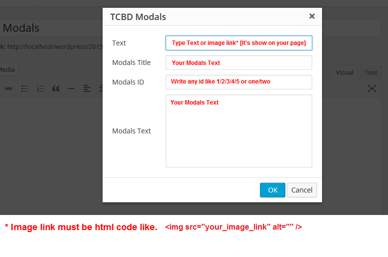 tcbd-modals screenshot 3