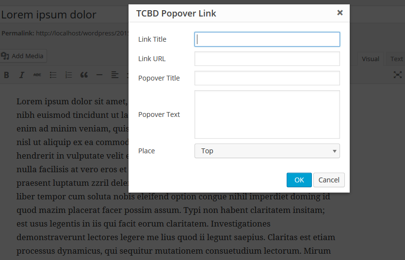 tcbd-popover screenshot 3
