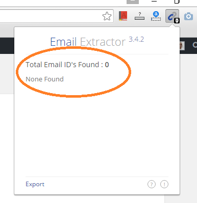tg-email-protection screenshot 3