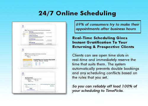 timepicks-online-appointment-booking-and-scheduling screenshot 1
