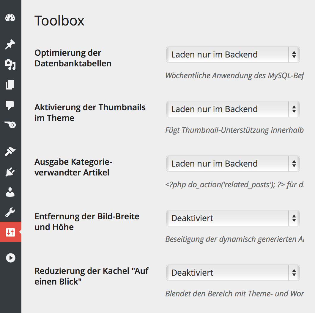 toolbox screenshot 1