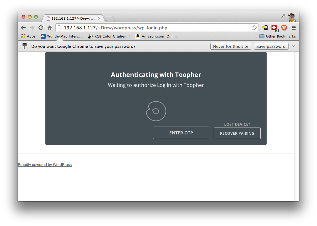 toopher-two-factor-security screenshot 5