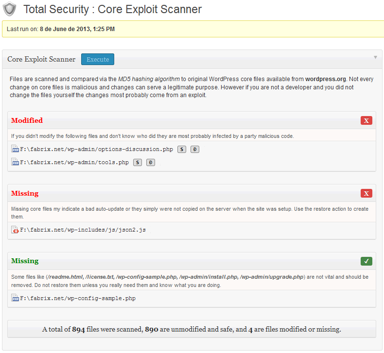 total-security screenshot 4