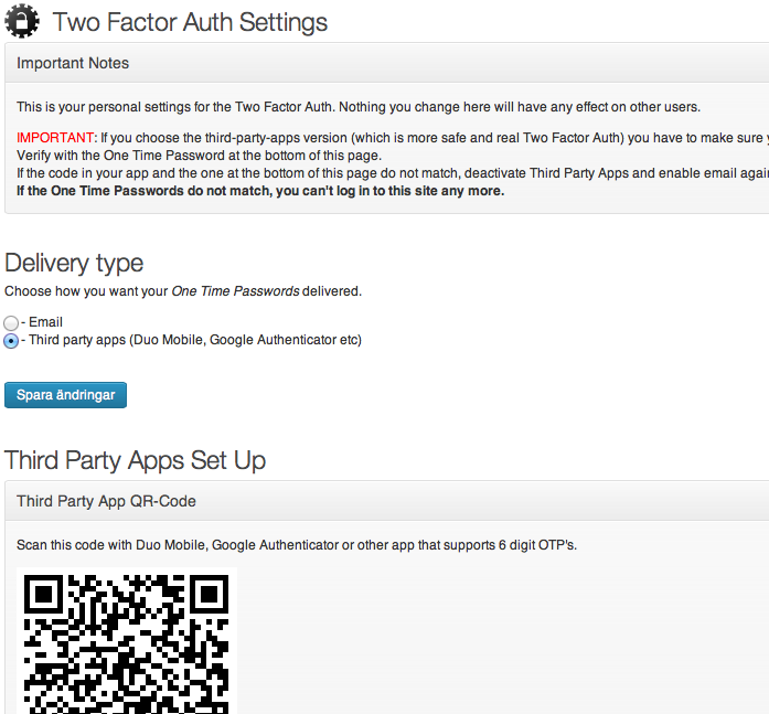two-factor-auth screenshot 3