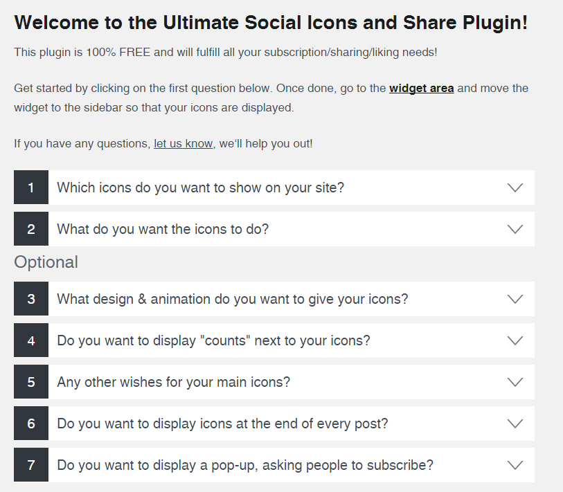 ultimate-social-media-icons screenshot 1