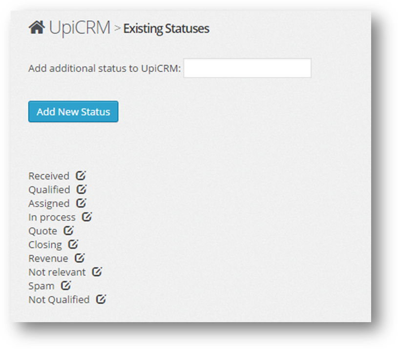 upi-crm-universal-crm-solution screenshot 4