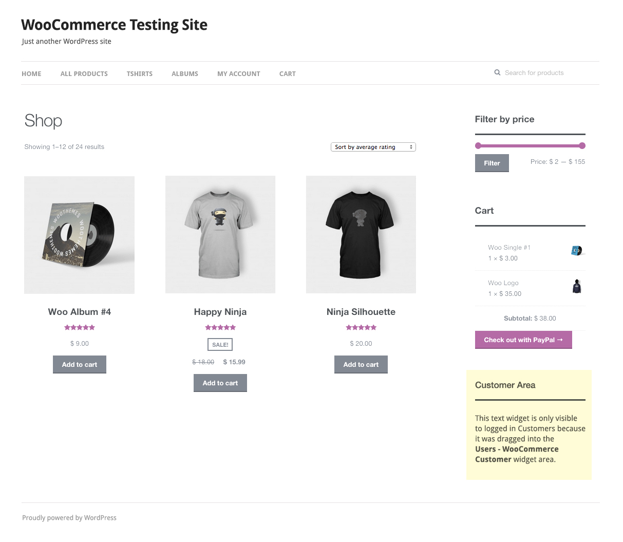 urwa-for-woocommerce screenshot 2