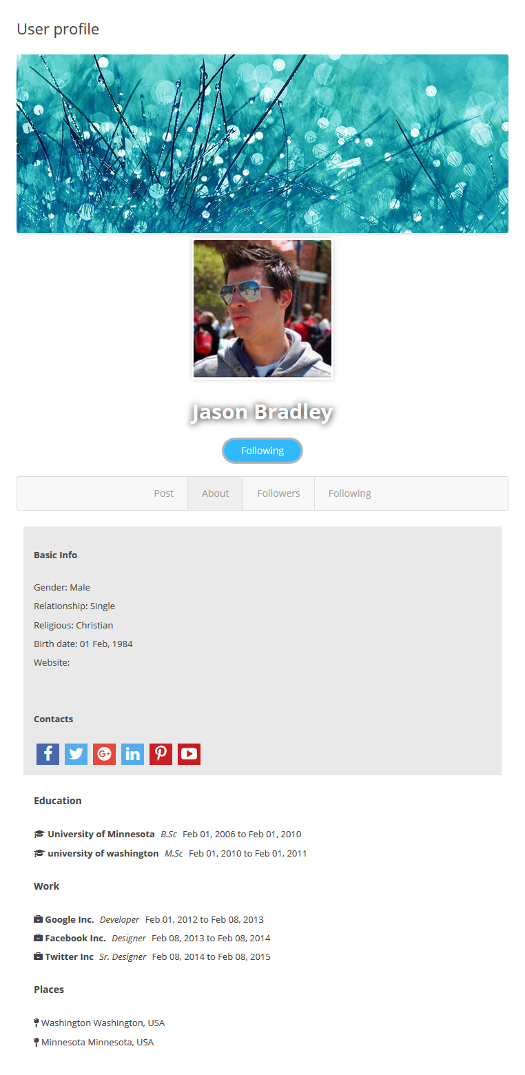 user-profile screenshot 4