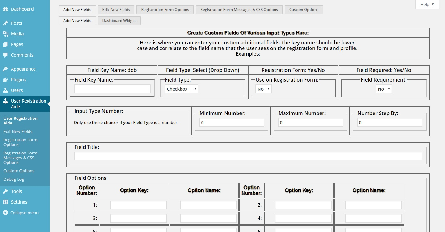 user-registration-aide screenshot 3