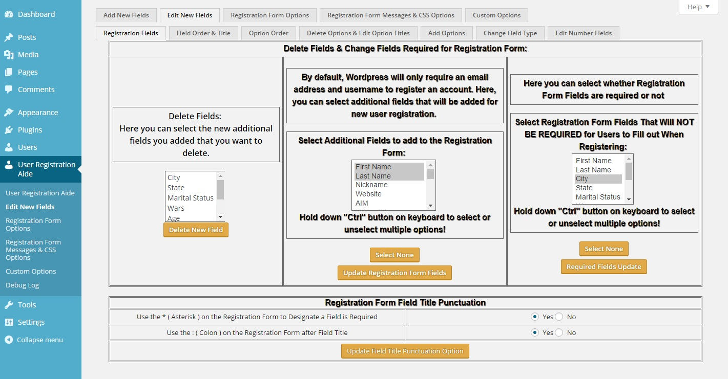 user-registration-aide screenshot 4