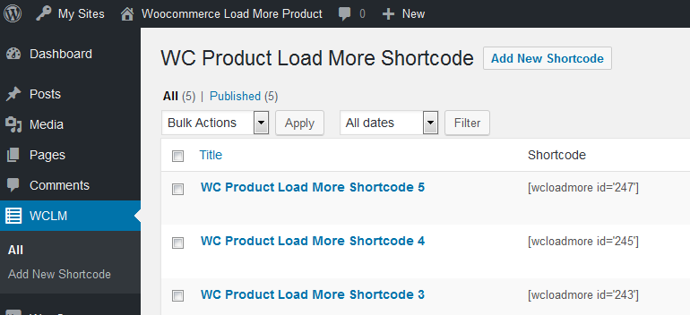 wc-load-more-product screenshot 9