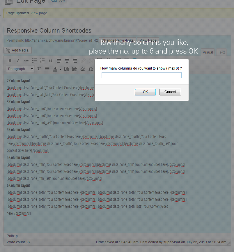 wens-responsive-column-layout-shortcodes screenshot 1