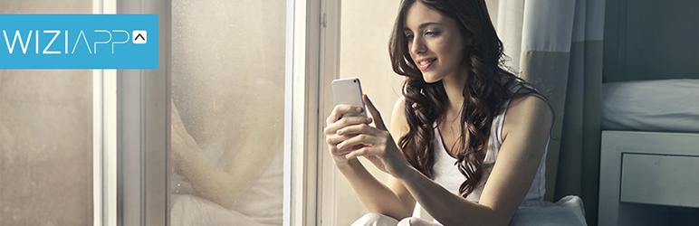 دانلود افزونه ووکامرس WiziApp - ساخت برنامه موبایل