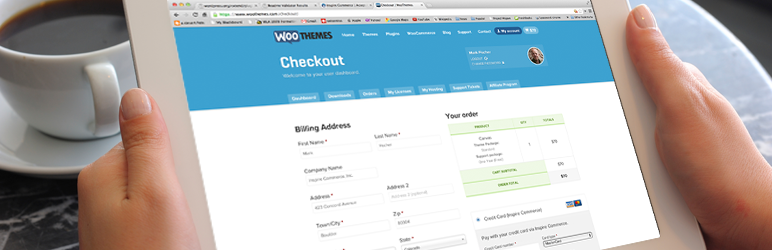 woocommerce-payment-gateway screenshot 1