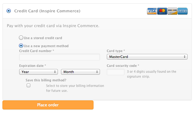 woocommerce-payment-gateway screenshot 2