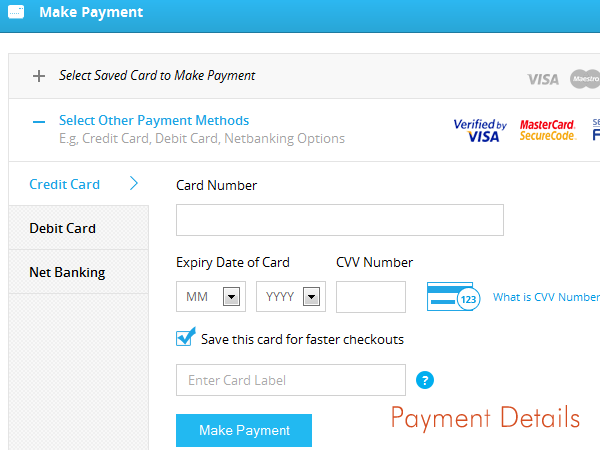 woocommerce-payu-paisa screenshot 4