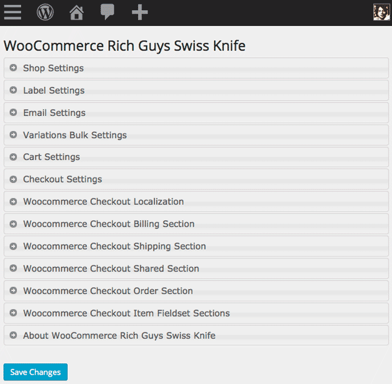 woocommerce-poor-guys-swiss-knife screenshot 3