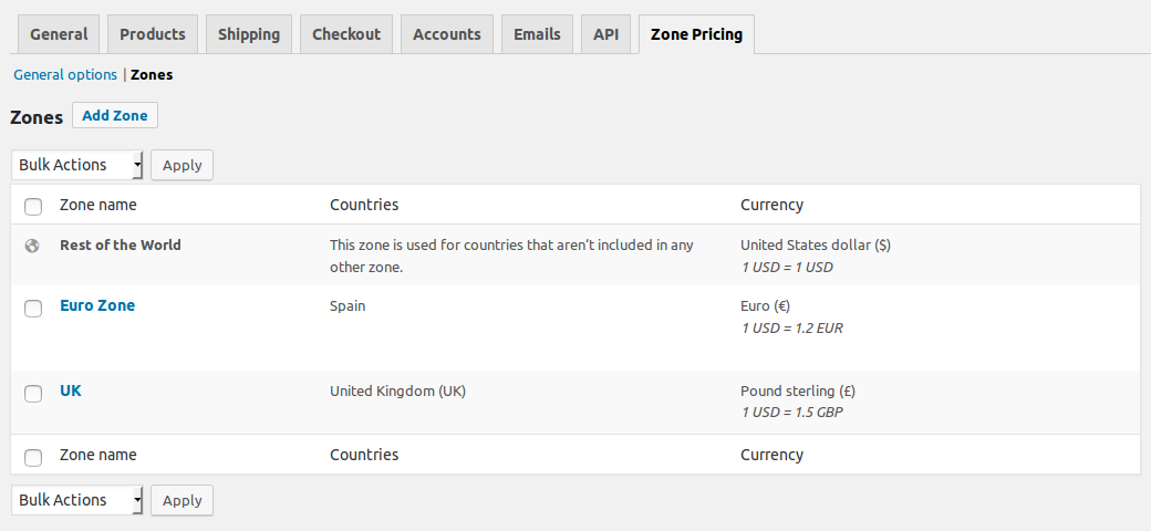 woocommerce-product-price-based-on-countries screenshot 2