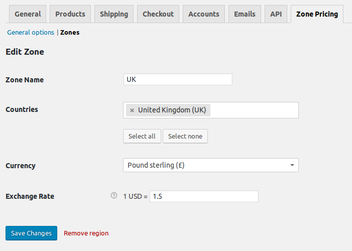 woocommerce-product-price-based-on-countries screenshot 3
