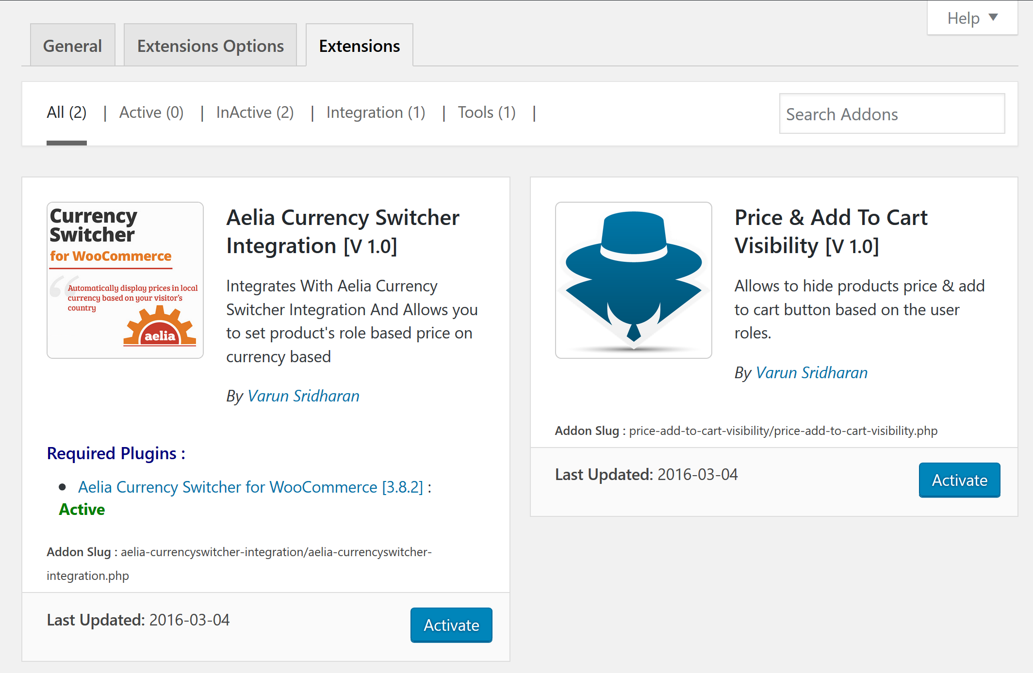 woocommerce-role-based-price screenshot 4