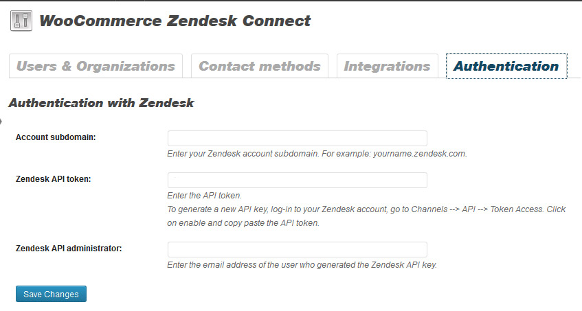 woocommerce-zendesk-connect screenshot 4