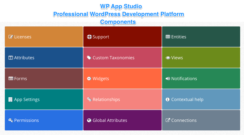 wp-app-studio screenshot 9