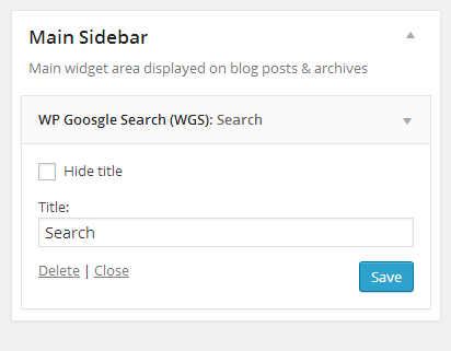 wp-google-search screenshot 4