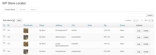 wp-store-locator screenshot 5
