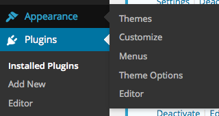wp-theme-plugin-editor-disable screenshot 1