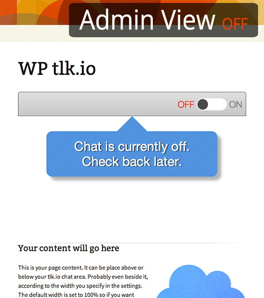 wp-tlkio screenshot 2