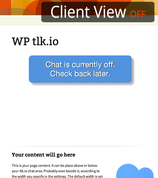 wp-tlkio screenshot 4