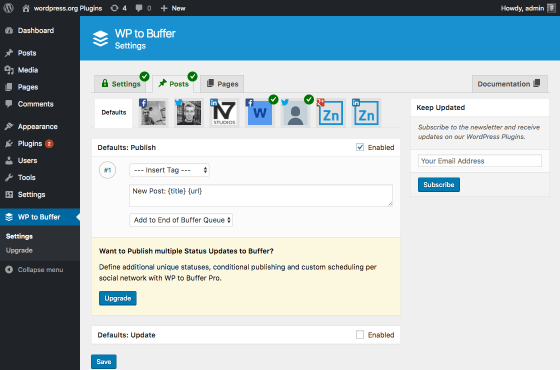 wp-to-buffer screenshot 3