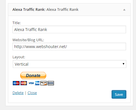 ws-alexa-traffic-rank-widget screenshot 1