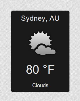 yet-another-weather-plugin screenshot 3