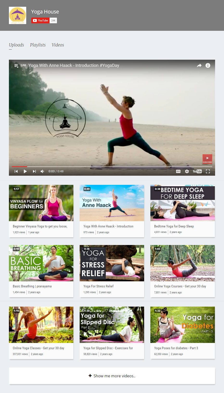 youmax-channel-embeds-for-youtube-businesses screenshot 3