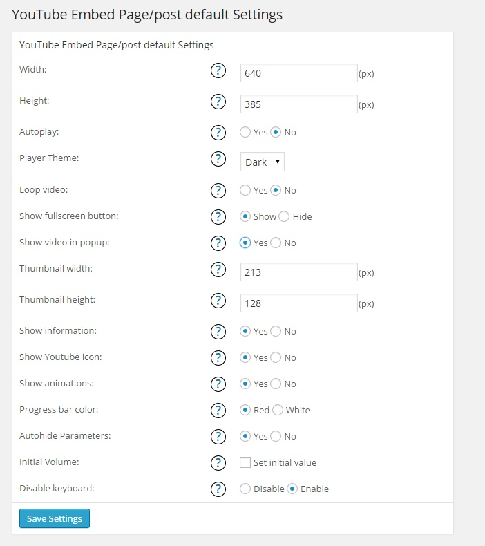 youtube-video-player screenshot 3