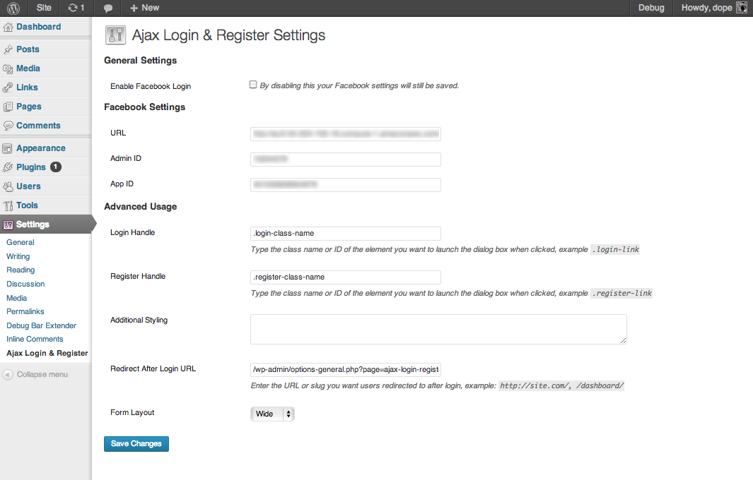zm-ajax-login-register screenshot 6