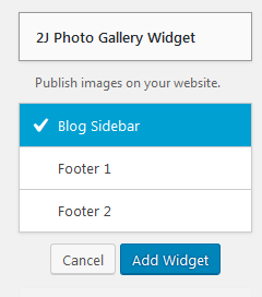 Photo gallery - An example of plugin in action - [Grid Gallery Type]