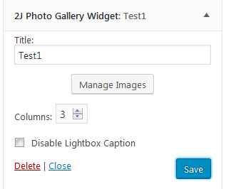 An example of plugin in action - (LightBox Gallery Version)