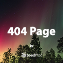 404 Page by SeedProd logo