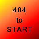 404 to Start logo