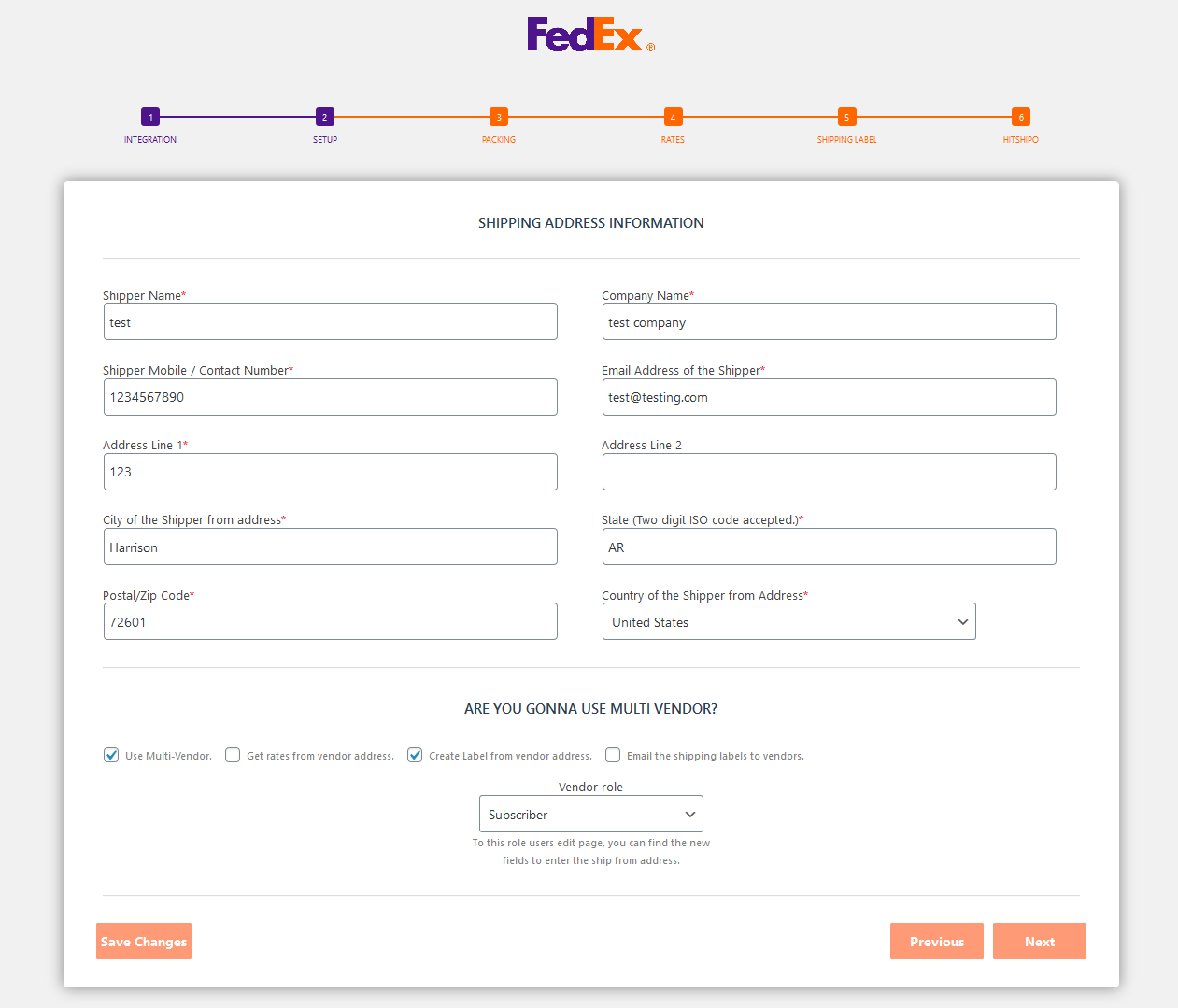 Automated FedEx Shipping for WooCommerce
