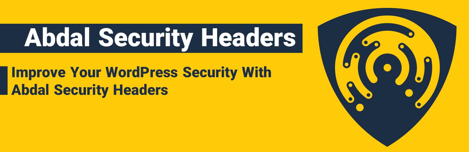 Abdal Security Headers