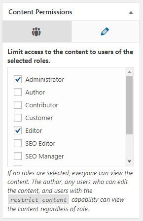 Admin Columns – Members add-on
