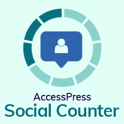 Accesspress Social Counter Wordpress プラグイン Wordpress Org 日本語