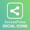 accesspress-social-icons logo